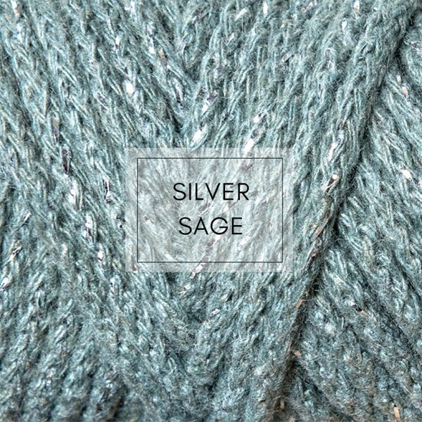Silver Sage thread detail