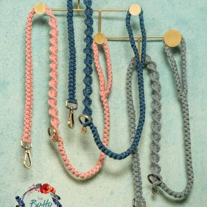 macrame dog leads/leash